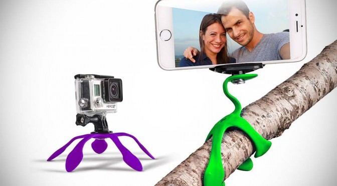 Gekkopod Flexible Mount
