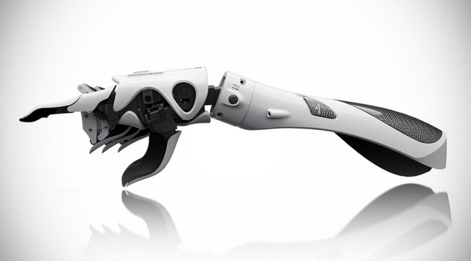 HACKberry Bionic Hand by exiii