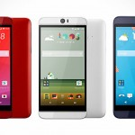 """au by KDDI Announces New 5.2"""" QHD HTC Butterfly Smartphone in Japan"""