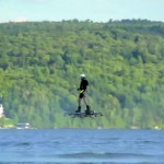 Homemade Hoverboard Set Guinness World Record for Farthest Journey by Hoverboard