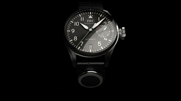 IWC Connect Smartwatch Activity Tracker