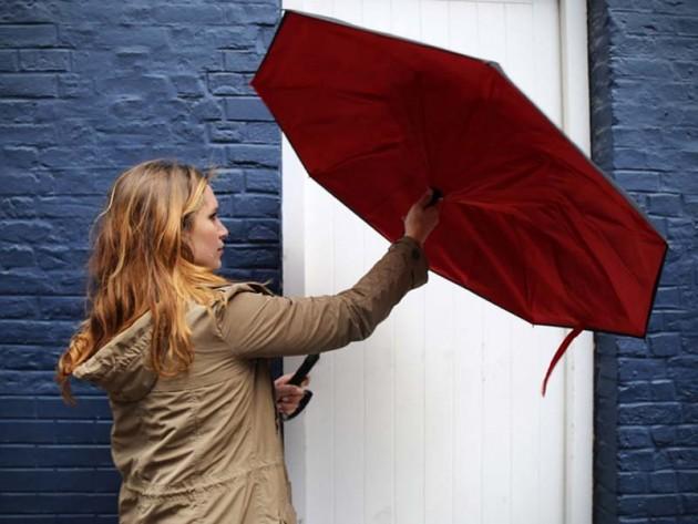 KAZbrella Reverse Folding Umbrella