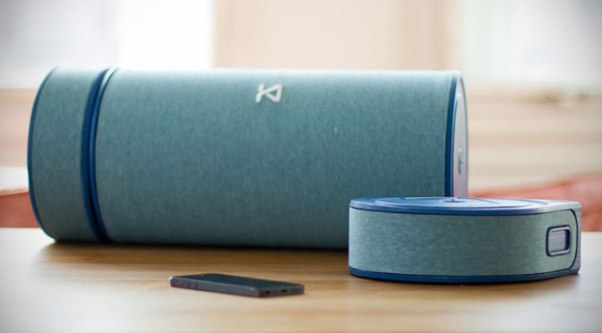 Kien Sound System Wants to Take the Place of Your HiFi, Home Cinema, Soundbar and Even Portable Speakers