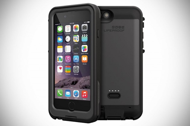 LifeProof FRĒ Power Battery Case for iPhone 6