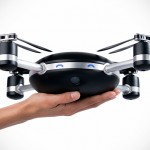 Using This Follow-me Camera Drone is as Easy as Flinging it into the Air