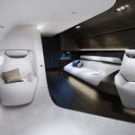 Mercedes-Benz Teamed Up with Lufthansa Technik to Develop State-of-the-Art Luxury Aircraft Cabins