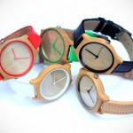 This New Kid in the Watchmaking World Wants to Impress with these Wooden Dress Watches