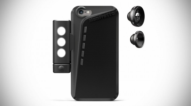 Manfrotto KLYP+ Deluxe Photo Kit for iPhone 6 Plus