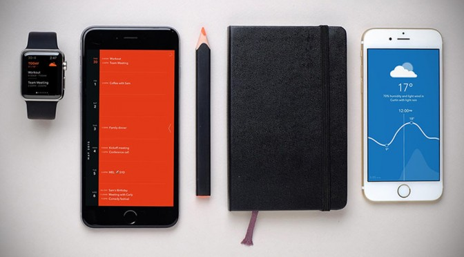 Moleskine Timepage Synchronizes Multiple Calendars, Puts them into One Beautiful iOS App