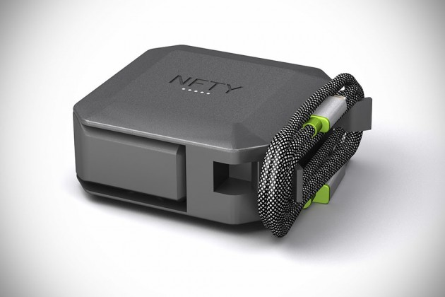 NFTY PL+S All-in-One Charging Solution & Battery Bank