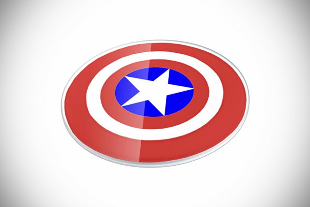 Official Samsung Marvel Avengers Wireless Charging Pad