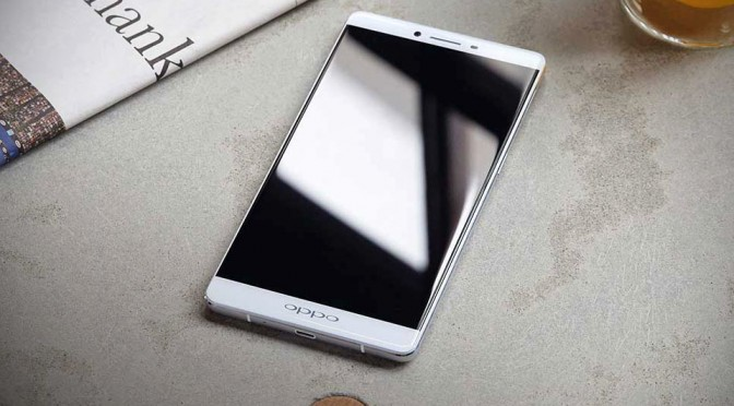 Oppo Introduces R7 Plus, a Slim Huge Phone with a Huge Battery Pack