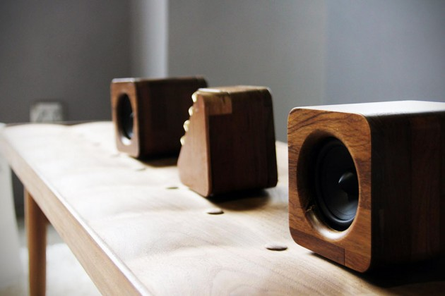 Repop Wooden Bluetooth-enabled Portable Amplifier image 2