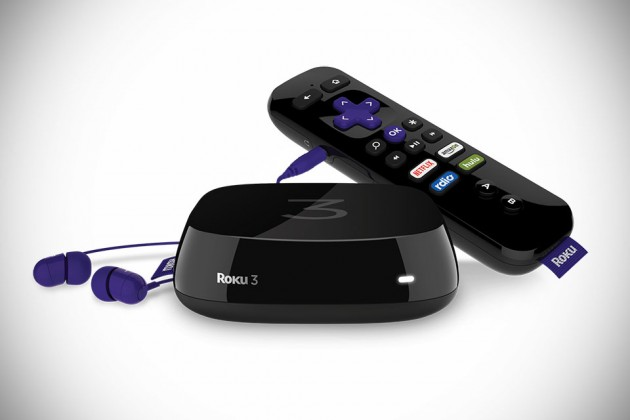 2015 Roku 3 Streaming Player