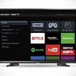 Roku Introduces New Full HD Roku TV by Sharp, Priced at $380 and Up