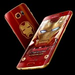 Samsung Iron Man-themed Galaxy S6 Edge Goes Official, Cost a Cool $1,200