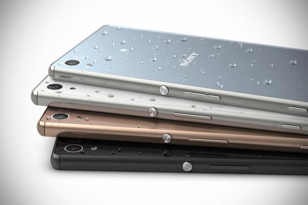 Sony Xperia Z3+ Smartphone