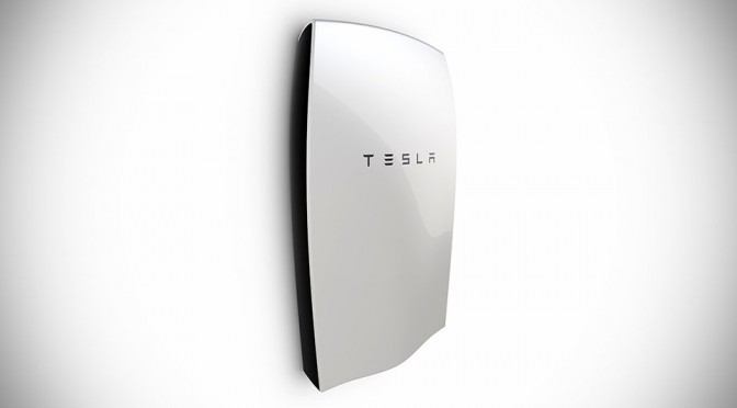 Tesla Powerwall Home Battery is a Solar Panel-friendly Backup Battery for Your Home