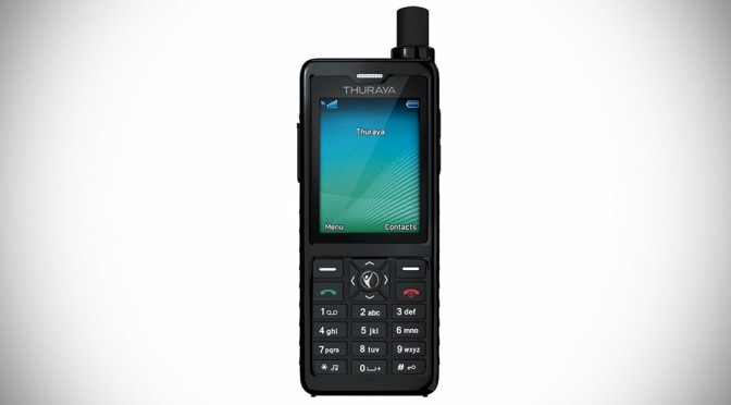 Thuraya XT-PRO Advanced Satellite Phone – The Gadget You Want to Have When in the Middle of Nowhere