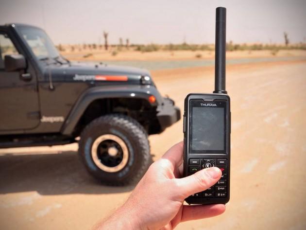 Thuraya XT-PRO Advanced Satellite Phone