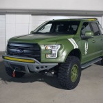 Ford Celebrates the Release of Halo 5: Guardians with Special Version of the 2015 Ford F-150 Called Sandcat