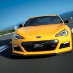 Subaru Japan Announces New BRZ tS, Available in Japan Starting Today