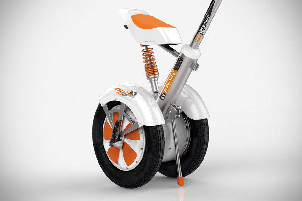 Airwheel A3 Is Like The Segway But With Saddle And