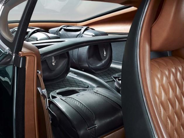 Bentley EXP 10 Speed 6 Concept Car