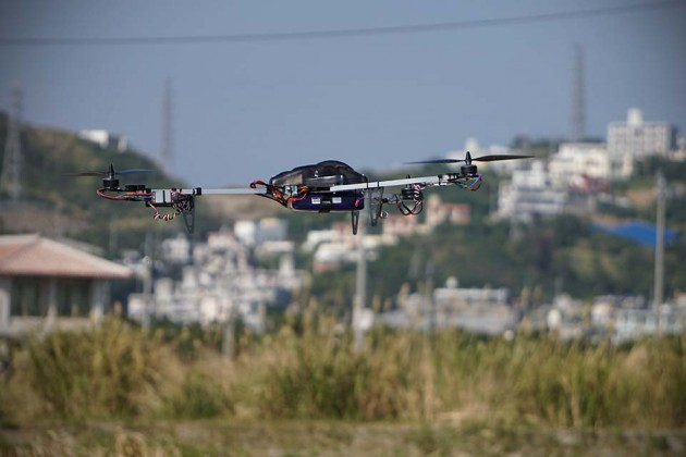 BlackOps Tricopter by RcRebel