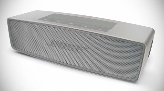 Bose Introduces New SoundLink Mini Speaker II with a Slew of New Features