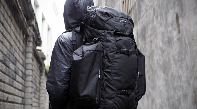 Breccia Travel Backpack is Also a Duffel, Lets You Take it From ...