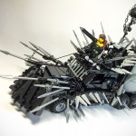 This is How Mad Max Vehicles Look Like in all its LEGO Brick Glory
