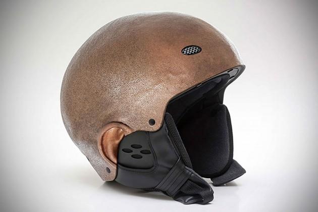 Custom-made Human Head Helmets by Jyo John Mulloor