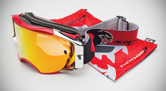 RCH Racing and Ken Roczen Collaborates with Dodge for Limited Edition Oakley Racing Goggle