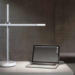 Dyson New Desk Lamp with Heat Pipe Technology Can Last for 37 Years