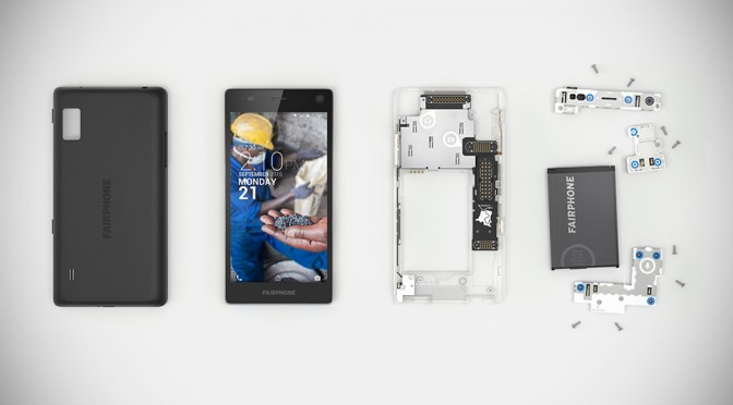 Fairphone Outs 2nd Generation Socially Responsible Phone and it Now Touts Modularity