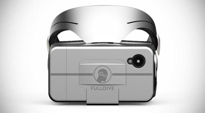 Fulldrive VR Headset