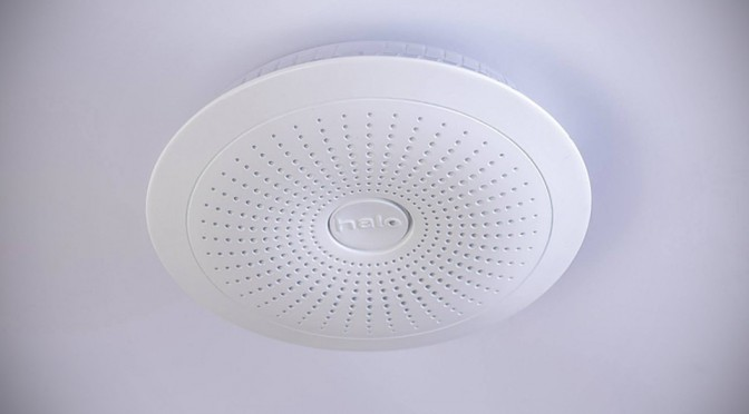 Halo Smart Smoke Alarm