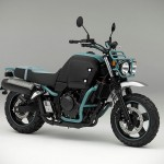 Honda Wants to Take on the World of Leisure on Two Wheels with this Bulldog Concept Bike