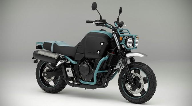 Honda Bulldog Concept Bike