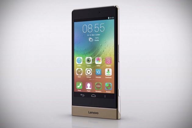 Lenovo Smartphone with Smart Cast