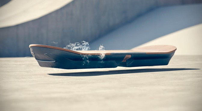 Wait, What? Lexus Has Developed a Real Working Hoverboard?