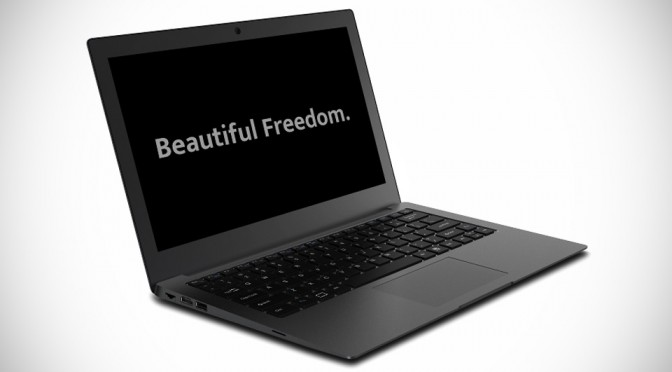 Librem 13 Secure Laptop by Purism