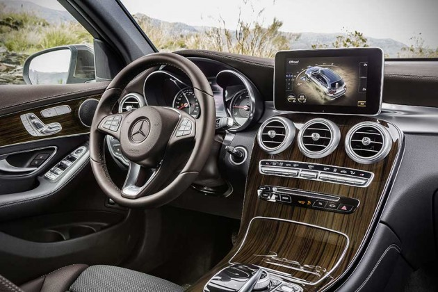 Mercedes-Benz GLC 250 d