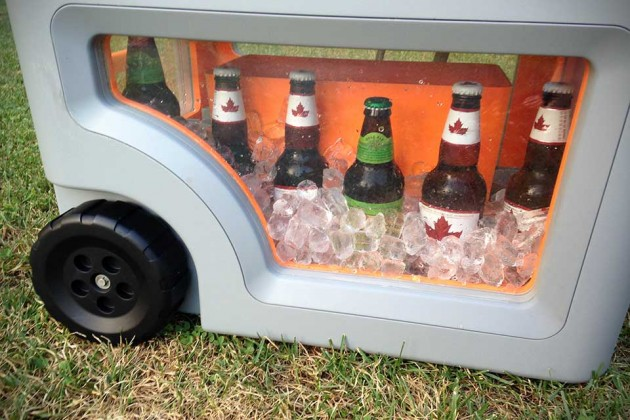 Naked Cooler by Adam Patterson