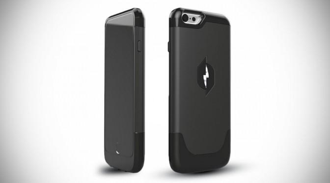 Nikola Energy-harvesting Smartphone Case