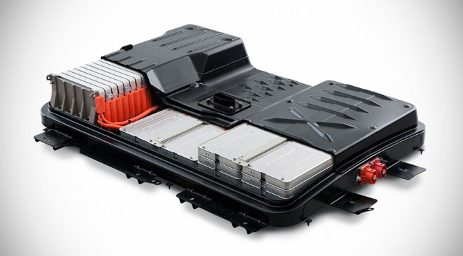 Nissan Leaf's Lithium-ion Batteries Given Second Life as Stationary Commercial Energy Storage