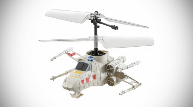 Pico-Falcon Star Wars RC Toys Let Your Dream of Flying Iconic Star Wars Fighters a Dream Come True