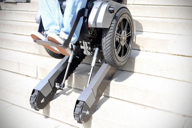 Scalevo Stair-climbing Wheelchair