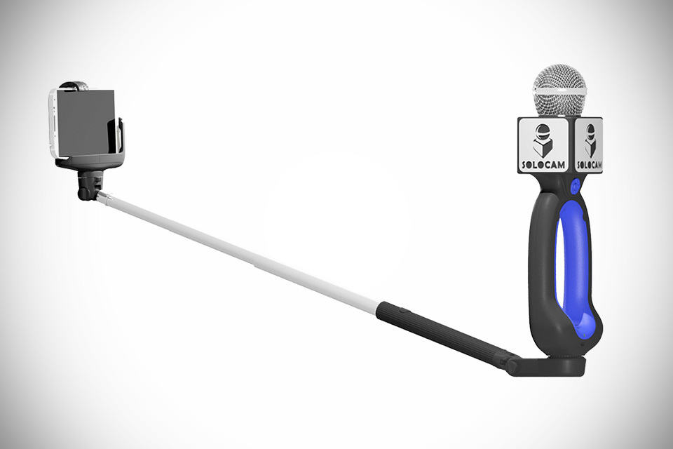 You Are Familiar With Selfie Stick Now Meet One With A Hd